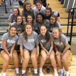 Girls Varsity Volleyball beats Tri-West 2 – 1 to finish 3rd at Southport Invite