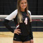 Senior Molly Gregg Sets New School Record in Win against Madison 3-0