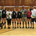 Girls Varsity Volleyball beats Batesville 3 – 0 on Teacher Appreciation Night