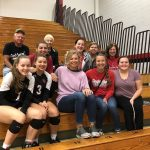 Girls Varsity Volleyball beats Shelbyville 3 – 0