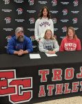 Carson Bennett Signs with the Hanover College Panthers