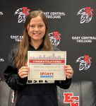 Jessie Kincer Named High School Athlete of the week ending April 16