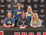 Derek Richter Signs with Mount Saint Joseph University