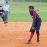 Lady Chieftains split double header against Red Raiders