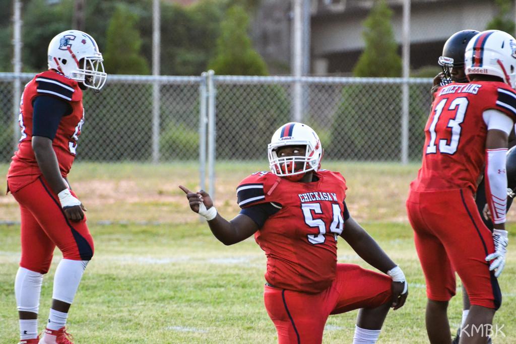 Wilson & the defense to be test against St. Luke's