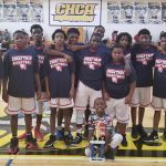 Chickasaw Middle School boys dominant in 2017-18