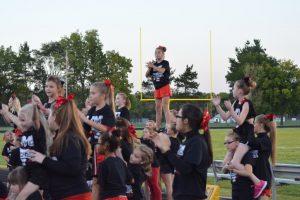 Titan Titans Cheer Camp Performance