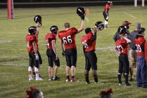 THS vs Hamilton Heights Varsity Football 9/26/14