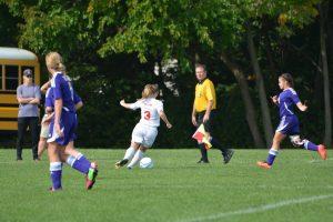 Girls Varsity Soccer vs NW