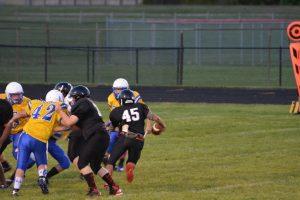 7/8th Grade Football vs Tri-Central