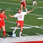 THS Girls Varsity Soccer vs Rossville 8/23/16