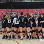 Taylor Varsity Volleyball vs Broad Ripple 8/17/17