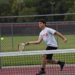 Boys Varsity Tennis vs Rossville 9/6/17