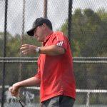 Taylor HS Boys Tennis vs Delphi 9/11/17