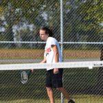 Taylor HS Boys Varsity Tennis vs Carroll 9/18/17