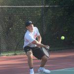 Taylor HS Boys Varsity Tennis at Wabash Invitational 9/23/17