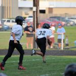 Taylor Middle School Football vs Tri-Central 9/26/17