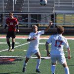 Taylor HS Boys Varsity Soccer vs North Miami 9/30/17