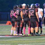 Taylor HS Varsity Football vs Northwestern 10/6/17