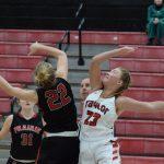 Taylor HS Girls JV Basketball vs Clinton Prairie 10/31/17