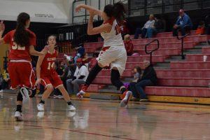 Taylor HS Girls Varsity Basketball vs Mississinewa 11/4/17