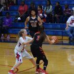 Taylor HS Girls JV Basketball vs Kokomo 11/8/17