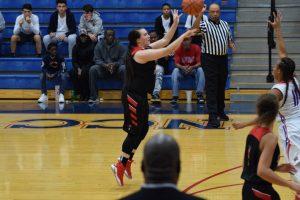 Taylor HS Girls Varsity Basketball vs Kokomo 11/8/17