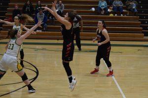 Taylor HS Girls Varsity Basketball vs Eastern 1/6/18