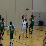 Taylor MS Boys 8th Grade Basketball at Sheridan Tourney 1/20/18