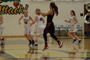 Taylor HS Girls Varsity Basketball vs Peru 1/25/18