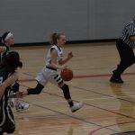 TMS 8th Grade Girls Basketball vs Eastern 2/1/18