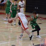 Taylor HS Boys JV Basketball vs Clinton Central 2/6/18