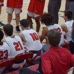 Taylor HS Boys Varsity Basketball vs Carroll-SENIOR NIGHT 2/17/18