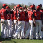 Taylor HS Varsity Baseball vs Clinton Central 5/8/18