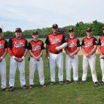 Varsity Baseball Senior Night 5/16/18