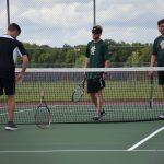 Taylor Boys Varsity Tennis vs Eastern 9/6/18