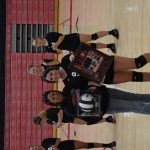 Varsity Volleyball beat Blackford High School