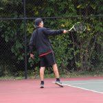 Taylor HS Boys Varsity Tennis at Wabash Invitational 9-22-18