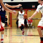 Taylor HS Boys JV Basketball vs Lewis Cass 11/27/18