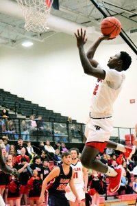 Taylor HS Boys Varsity Basketball vs Lewis Cass 11/17/18