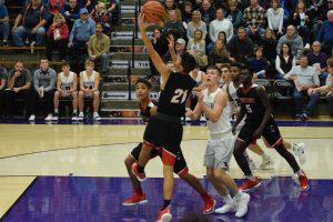 Taylor HS Boys Varsity Basketball vs Northwestern 12/7/18