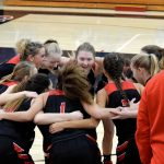 Taylor HS Girls Varsity Basketball vs Eastbrook 12/13/18