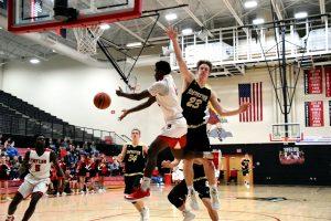 Taylor HS Boys Varsity Basketball vs Rochester  12-18-18