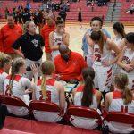 Girls Varsity Basketball vs Western 12/21/18