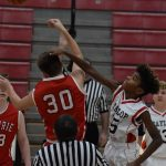 Taylor HS Boys C Team Basketball vs Clinton Prairie 1/2/19