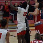 Taylor HS Boys Varsity Basketball vs Mississinewa 1/9/19