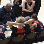 Taylor HS Girls Varsity Basketball vs Madison-Grant 1/8/19