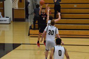 Taylor HS Boys Varsity Basketball vs Peru 1/18/19