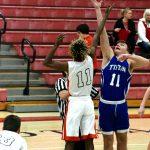 Taylor HS Boys JV Basketball vs Tipton 1/27/19