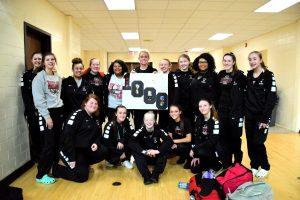 Taylor HS Girls Varsity Basketball SECTIONAL vs Alexandria 1/29/19